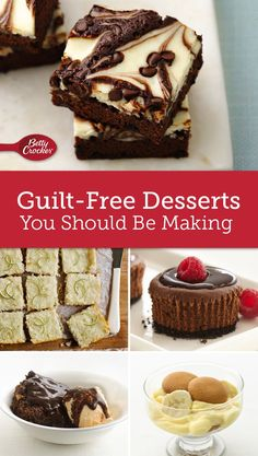 Guilt Free Desserts Video Review