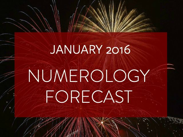 Numerology Forecast official website